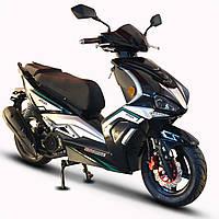 Скутер Skybike Atlas 150 Черный sdatl001, фото 1