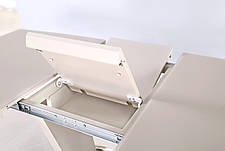 Стол  обеденный современный Seattle  (Сиэтл) DT-9801   Евродом, цвет мокко, фото 2
