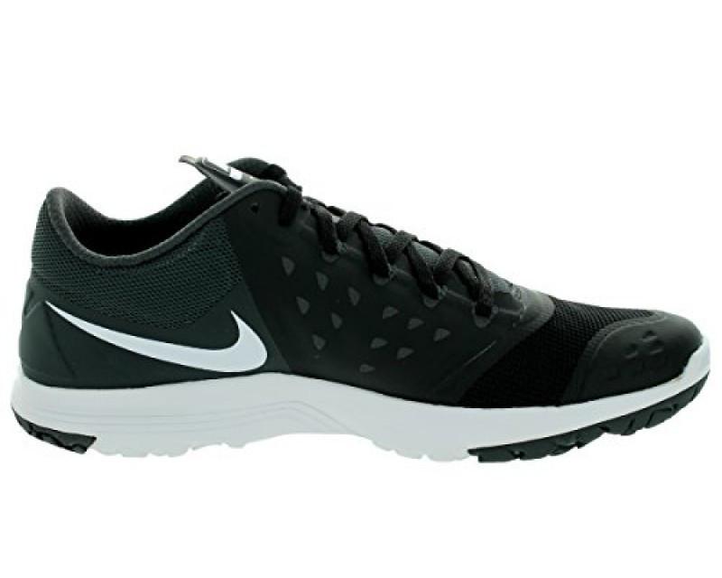 Мужские кроссовки Nike Fs Lite Trainer II 683141-002 Оригинал из Америки для тренировок фитнеса черные Найк