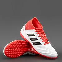 Детская футбольная обувь (многошиповки) Adidas  Predator Tango 18.3 TF Junior