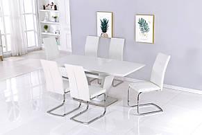 Стол обеденный модерн  Seattle  (Сиэтл) DT-9801   Евродом,цвет  белый, фото 2