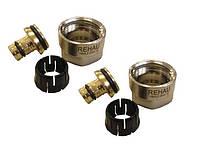 """Соединения резьбовые для подключения труб RAUTITAN stabil 20 к коллекторам и запорной арматуре 3/4"""""""