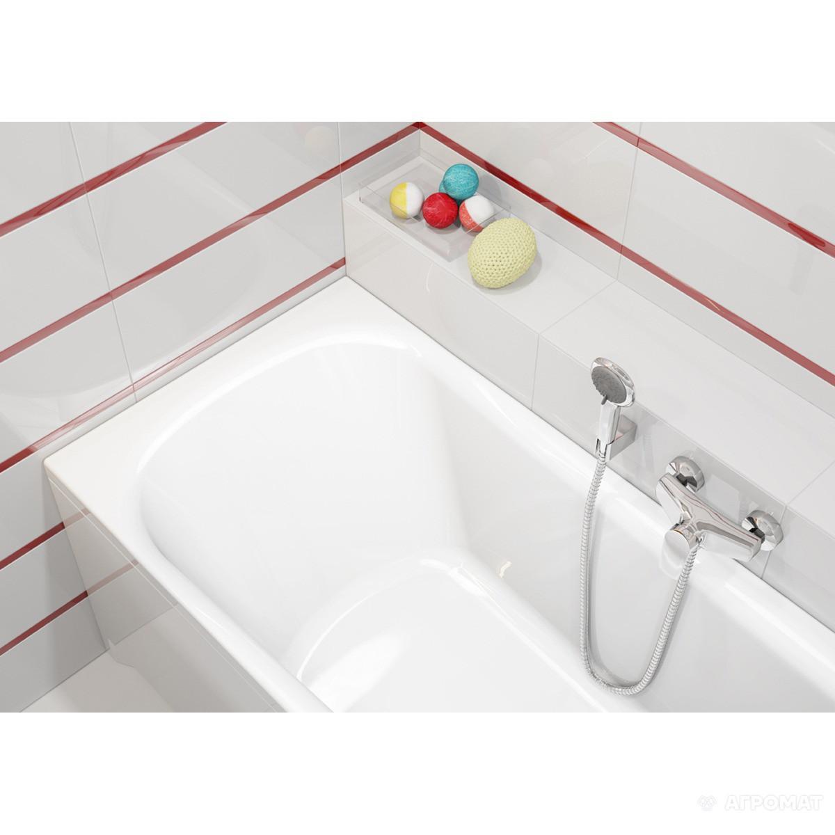 Cersanit Акриловая ванна Nao 140x70