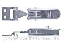 Защелка нержавеющая 65 F А4 AISI 316 (110-126 x 25 мм)