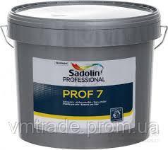 Краска Sadolin Prof 7, 2.5л