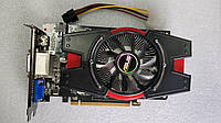 Видеокарта ASUS GeForce GTX 650 Ti (GTX650Ti-1GD5-V5), бу