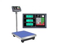 Весы торговые со стойкой Livstar  - до 150 кг (Электронные)