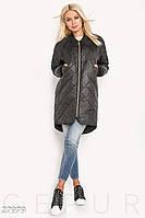 Асимметричная женская куртка