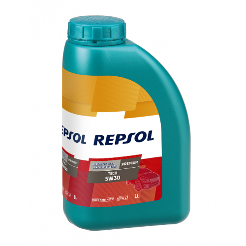 REPSOL PREMIUM TECH 5W-30 1L