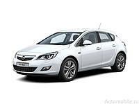 Аэродинамические обвесы Opel Astra J (2010+)