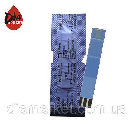 Тест-полоски Фристайл Оптиум (Freestyle Optium) - 50 шт. (без упаковки)