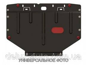Защита двигателя Citroen C4 2005-2010 Защита картера двигателя на Ситроен С4 2005-2010