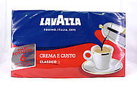 Кофе молотый Lavazza Crema e Gusto Classico 250г, фото 1