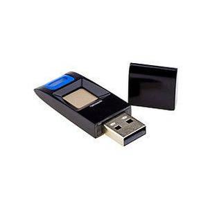 Биометрическая флешка SEVEN Lock UF1 Black