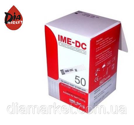 Тест-полоски IME-DC(Име-ДиСи) - 1 упаковка по 50 шт.