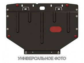 Защита картера двигателя на Тойота Корола 2013 Защита двигателя Tоyota Corolla 2013