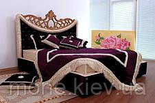 """Кровать """"Бастиана"""" с мягким изголовьем и подъемным механизмом  двуспальная, фото 2"""