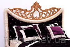 """Кровать """"Бастиана"""" с мягким изголовьем и подъемным механизмом  двуспальная, фото 3"""