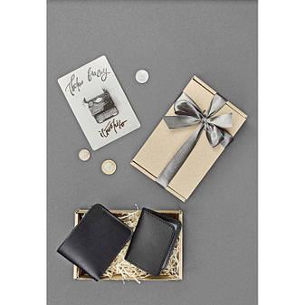 Мужской подарочный набор кожаных аксессуаров Нью-Йорк, фото 2