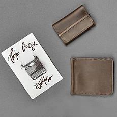 Мужской подарочный набор кожаных аксессуаров Лас-Вегас, фото 2
