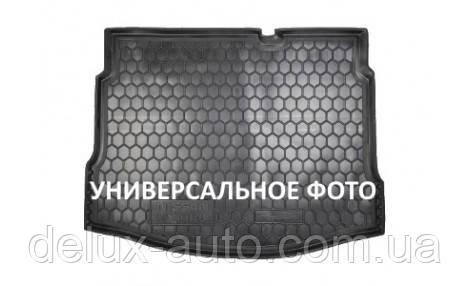 Ковер в багажник Audi A4 Avant b6/b7 8E 2001-2008 Коврик в багажник Ауди А4 Авант Б6 Б7 2001-2008 Авто коврик
