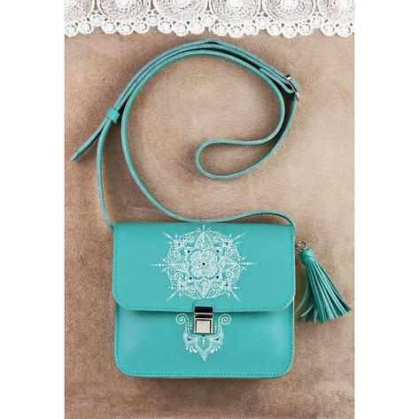 Бохо-сумка Лилу Тиффани с художественной росписью, фото 2