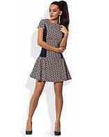 881fe7a2e19 Короткое Платье-реглан — в Категории