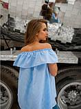 Летняя свободная блуза, фото 2