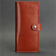 Кожаное женское портмоне 7.0 светло-коричневое, фото 3
