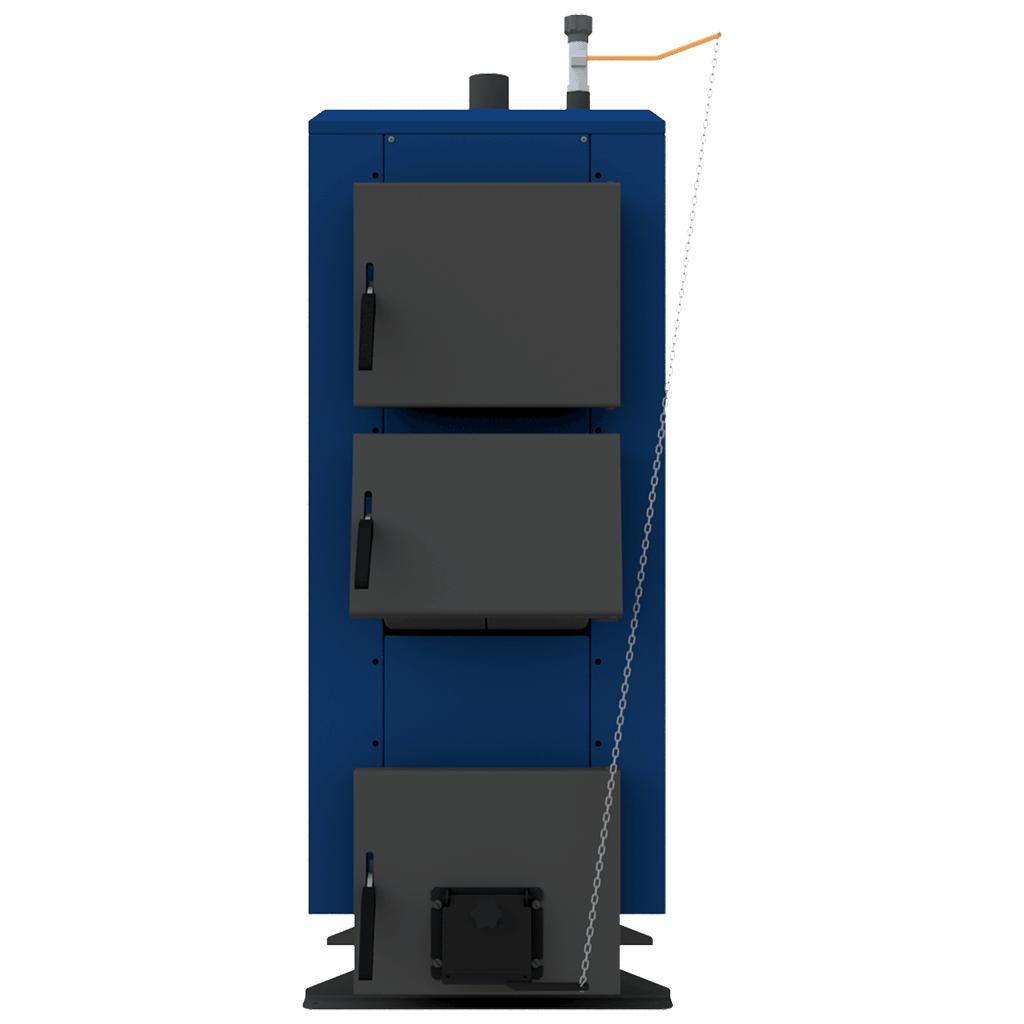 Бытовые отопительные котлы длительного горения на твёрдом топливе Неус КТМ 23 кВт