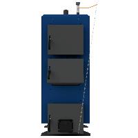 Бытовые отопительные котлы длительного горения на твёрдом топливе Неус КТМ 23 кВт , фото 1