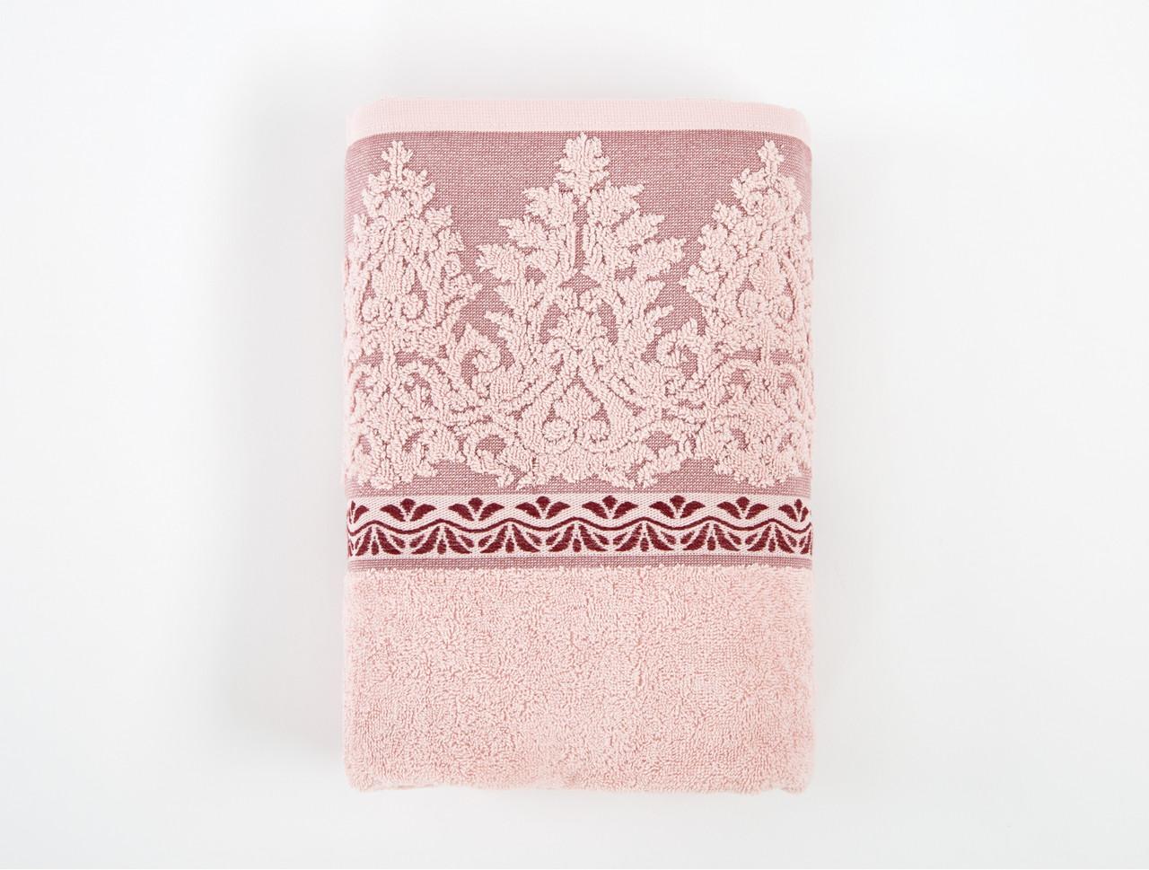 Полотенце Irya Jakarli - Vanessa pembe розовый 70*130