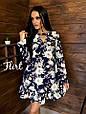 Платье «Каприз» с поясом, фото 2