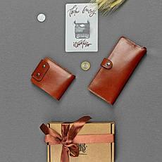 Подарочный набор кожаных аксессуаров Иль-де-франс, фото 2