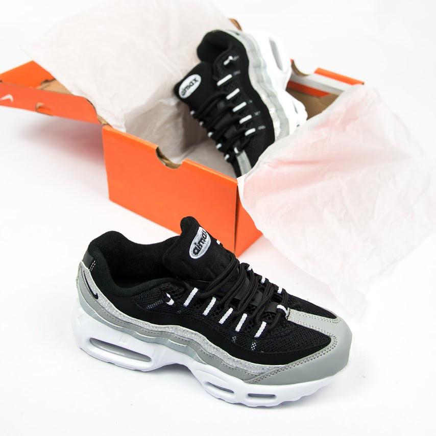 Женские кроссовки в стиле Nike Air Max 95 (36, 37, 38, 39, 40, 41 размеры)
