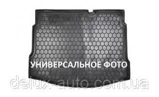 Ковер в багажник UNI-1 90x50 Коврик в багажник Универсальный 90 на 50 Авто коврик универсальный