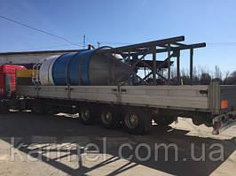 Бетоносмесительная установка БСУ-30К KARMEL г.Чернобыль( Чернобыльская АЕС)