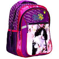 Рюкзак (ранец) дошкольный Rainbow 8-521 Jacuard 38*28*18см