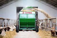 Измельчитель рулонов SIPMA KRUK 1200 , фото 1