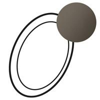 Лицевая панель - Программа Celiane - автономный съемный светильник Кат. № 0 670 68 - графит