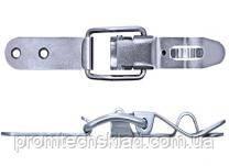 Защелка нержавеющая 2/100 А2 AISI 305 (204 х 43 мм)