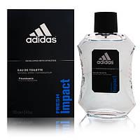 Мужские ароматы Fresh Impact Adidas (страстный, манящий, дерзкий аромат)
