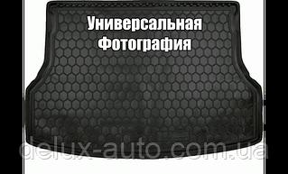 Ковер в багажник полиуретан SEAT Altea нижняя полка Коврик в багажник полиуретановый Сеат Алтея нижняя полка