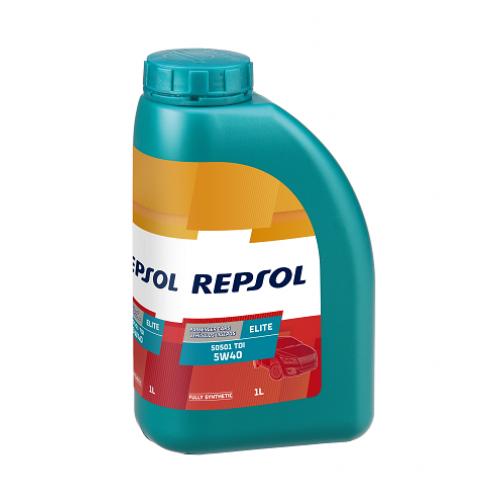 REPSOL ELITE 50501 TDI 5W-40 1L