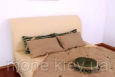 """Кровать """"Натали"""" двуспальная с мягким изголовьем, фото 2"""