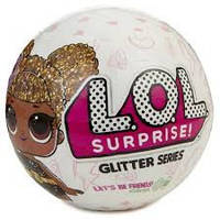 Кукла Surprise Glitter оригинал MGA LOL 551300