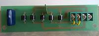 Схема включения  для вакуумного контактора КВн 3-630/1,14-6,0