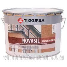 Фасадна фарба Tikkurila Novasil (Тіккуріла Новасил), З, 18л