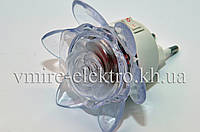 Ночник роза (Led) лед (светодиодный) 0,3 w