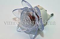 Ночник роза (Led) лед (светодиодный) 0,3 w, фото 1